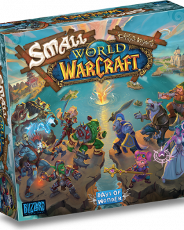 Juego de Mesa Small World of Warcraft
