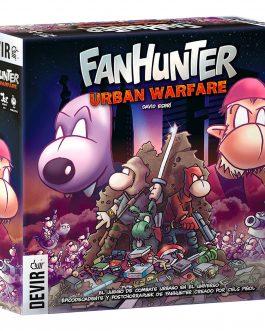 Juego de Mesa FanHunter Urban Warfare