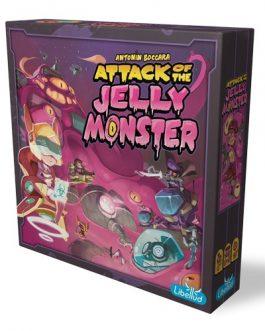 Juego de Mesa Attack of the Jelly Monster