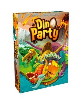 Juego de Mesa Dino Party