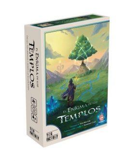 Juego de Mesa El Enigma De Los Templos