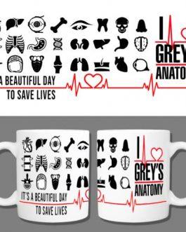 Tazon Premium greys anatomy