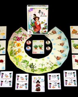 Juego de Mesa Herbalism