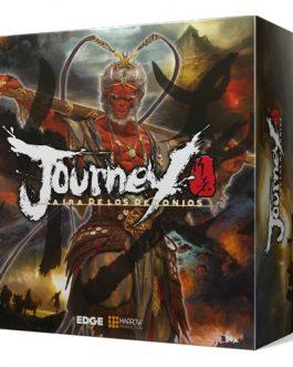 Juego de Mesa Journey: La ira de los demonios