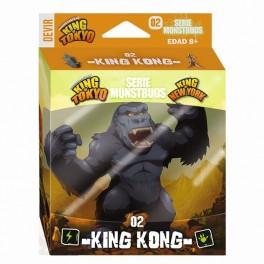 Juego de Mesa King of Tokyo / New York: King Kong