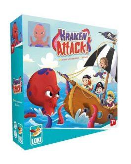 Juego de Mesa Kraken Attack