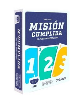 Juego de Mesa Misión Cumplida