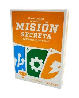 Juego de Mesa Misión secreta