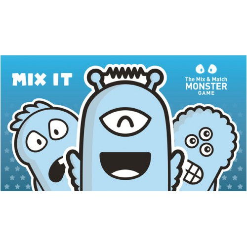 Juego de Mesa Mixit Monster Edition