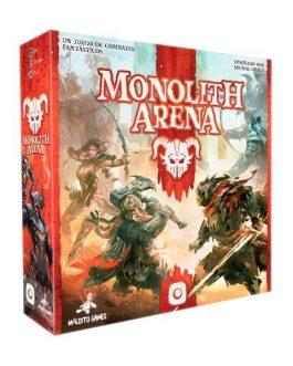 Juego de Mesa Monolith Arena