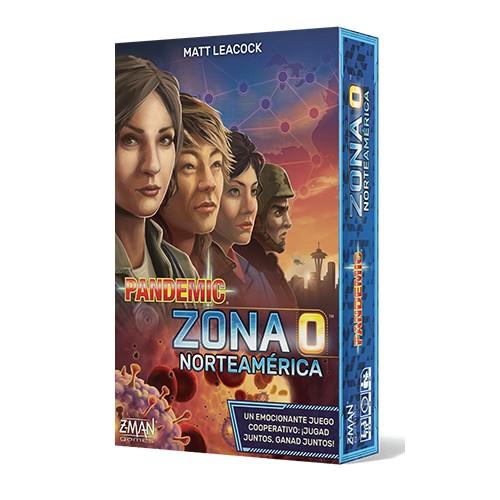 Pandemic: Zona 0 Norteamerica