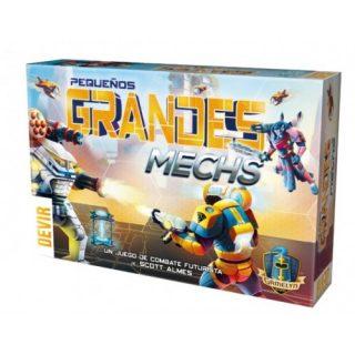 Juego de Mesa Pequeños Grandes Mechs playcenter