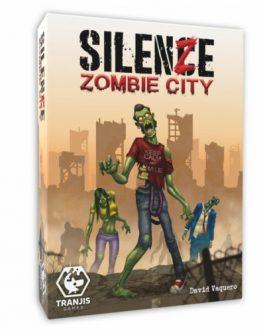 Juego de Mesa Silenze: Zombie City