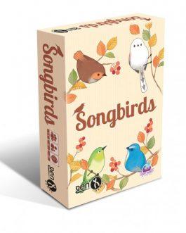 Juego de Mesa Songbirds