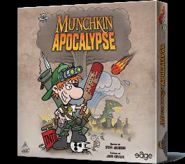 Juego de Mesa Munchkin Apocalypse