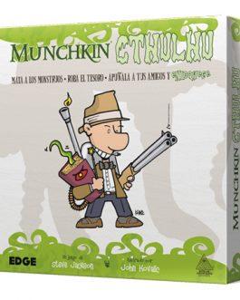 Juego de Mesa Munchkin Cthulhu