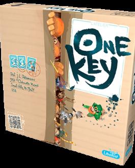 Juego de Mesa One Key
