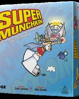 Juego de Mesa Super Munchkin