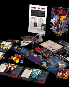 Juego de Mesa Hellboy