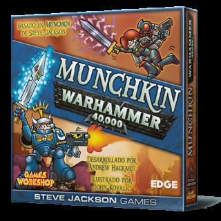 Juego de Mesa Munchkin Warhammer 40.000
