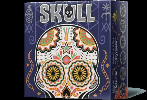 Juego de Mesa Skull