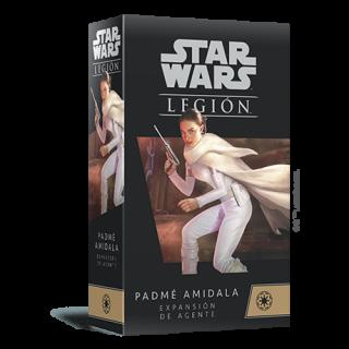 SW Legion: Padmé Amidala Expansión de Agente