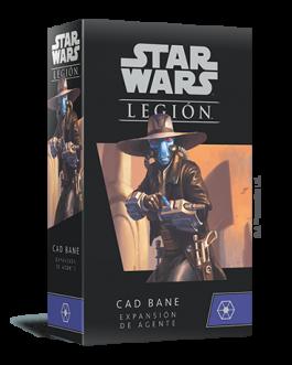 SW Legion: Cad Bane Expansión de Agente
