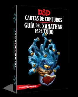 D&D Guía del Xanathar para Todo / Cartas de conjuros