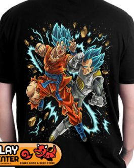 Polera Dragon Ball
