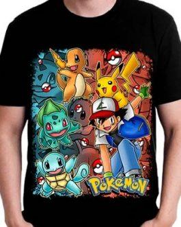 Polera Pokémon
