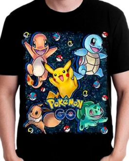Polera Pokemon Go