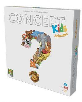 Juego de Mesa Concept Kids