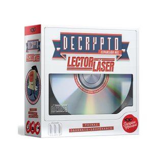 Juego de Mesa Decrypto: Lector Laser