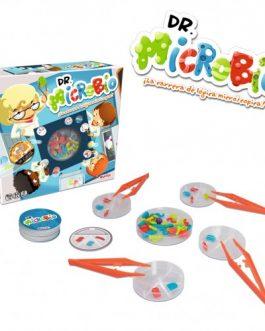 Juego de Mesa Dr. Microbio