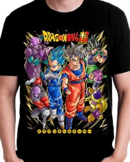 Polera Dragon Ball Súper