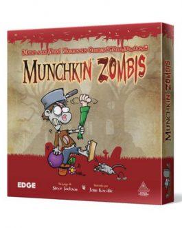 Juego de Mesa Munchkin Zombies