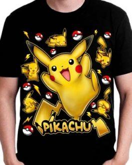 Polera Pikachu