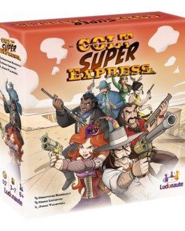 Juego de Mesa Colt Super Express