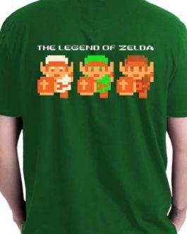 Polera Zelda Retro