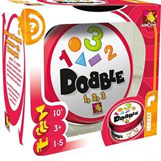 Juego de Mesa Dobble Formas y Números