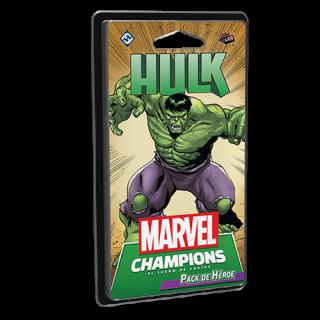 Marvel Champions: Hulk (Español?)