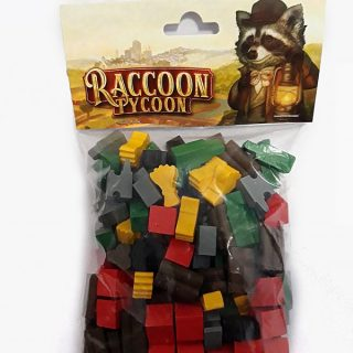 Raccoon Tycoon: Pack Madera