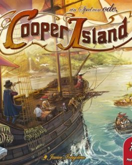 Juego de Mesa Cooper Island