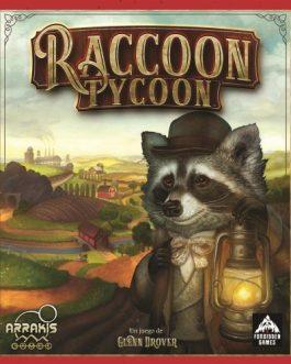 Juego de Mesa Raccoon Tycoon