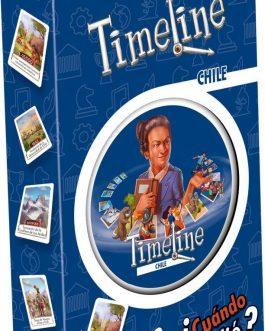 Juego de Cartas TimeLine Chile