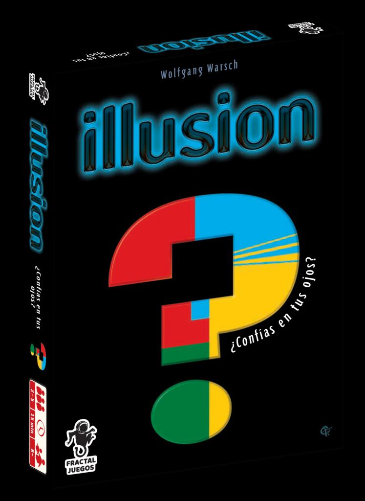Juego de Cartas Illusion Fractal Juegos