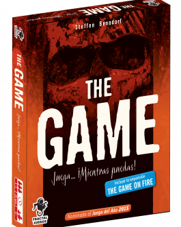 Juego de Cartas The Game