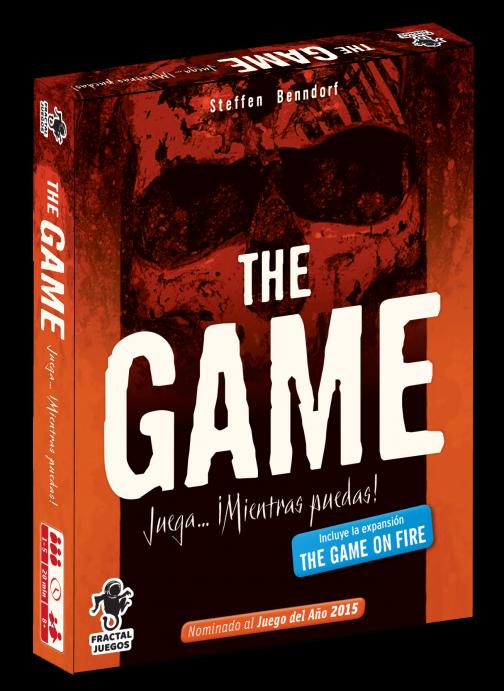 Juego de Cartas The Game