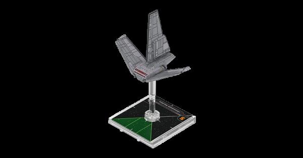Lanzadera ligera clase Xi Star Wars X-wing