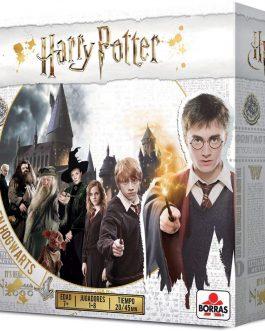 Juego de Mesa Harry Potter: Un Año en Hogwarts